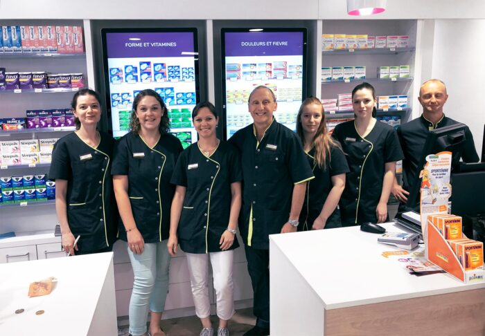 team Pharmacie du Chateau