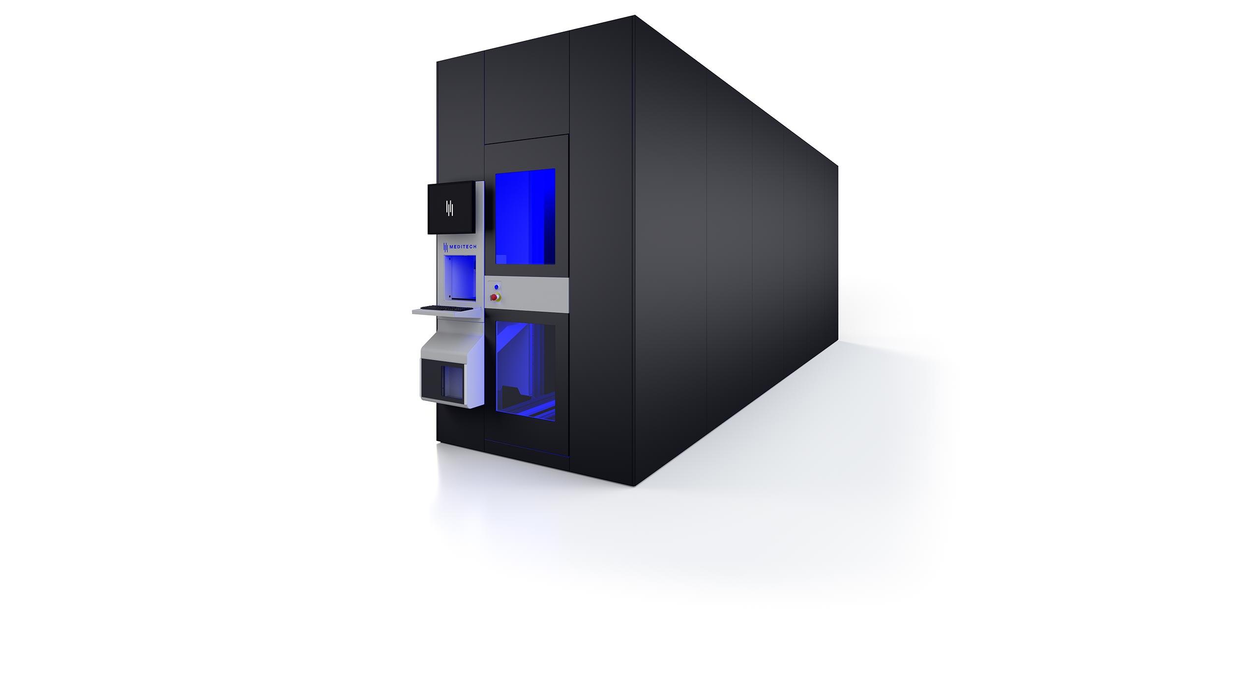 Der MT.XL ist die vollständig anpassbare Lösung für jeden Apotheker