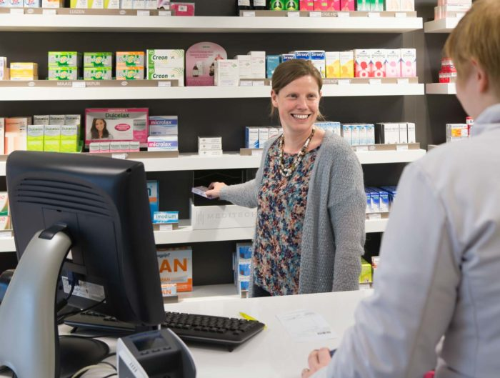 Secure a significant sales increase when using our pharmacy robots