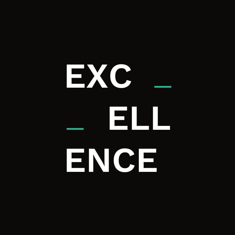 Meditech waarden: excellence