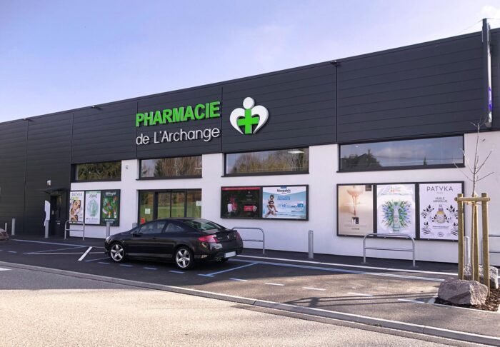 Pharmacie Archange_Meditech
