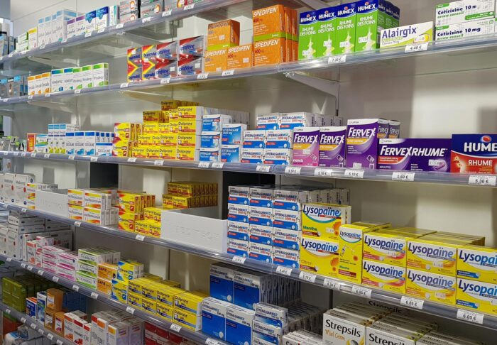 Pharmacie de la Verrerie_pharmacy robot