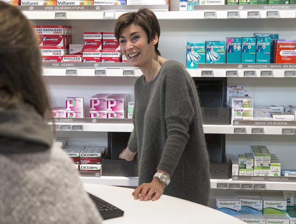 Des solutions sur mesure qui aident les pharmaciens font partie de la culture d'entreprise