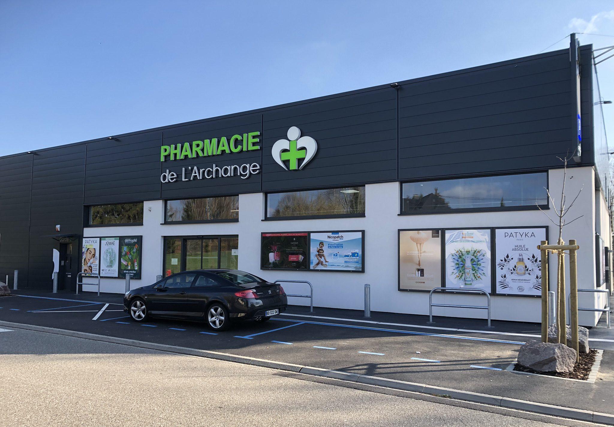 Pharmacie de l'Archange_Meditech