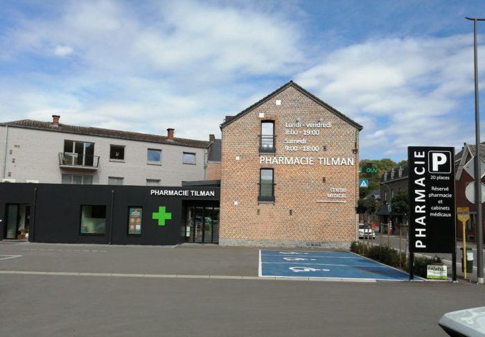 Pharmacie Tilman