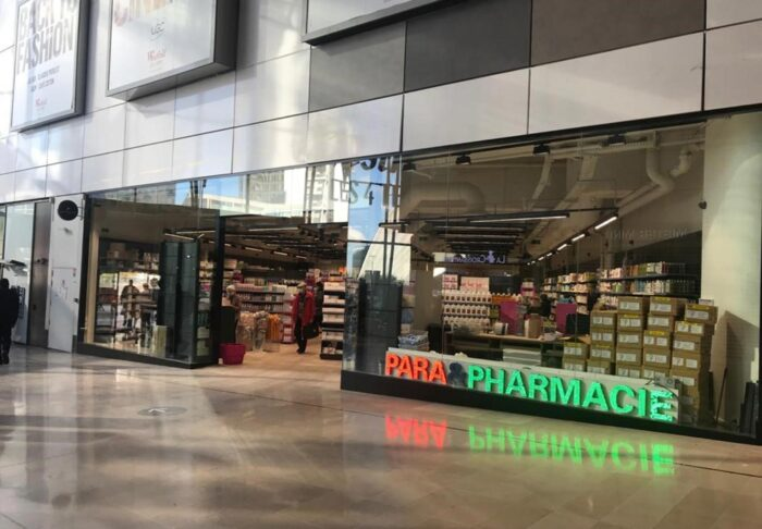 Pharmacie des Quatres Temps