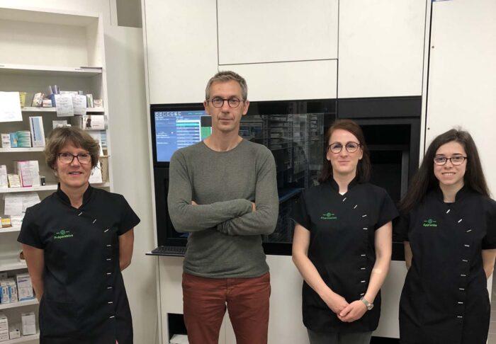 Team Pharmacie Lothaire