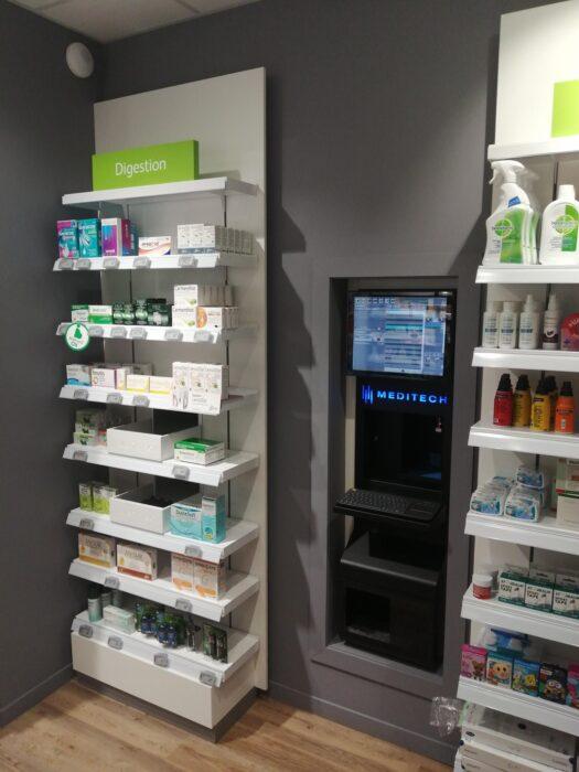 Pharmacy N'osseveld loading module