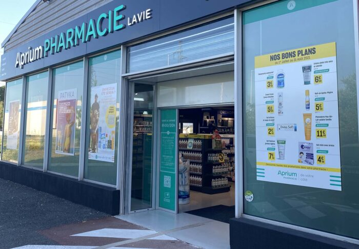 Pharmacie Lavie