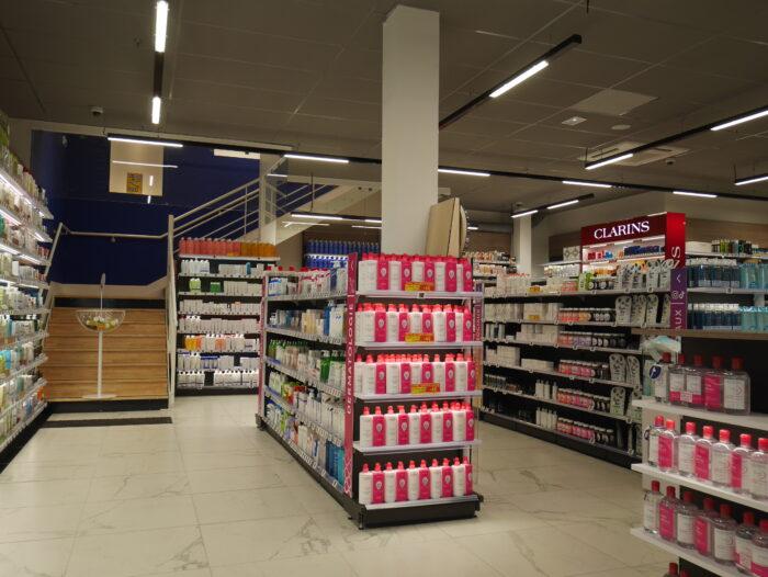 pharmacie pince vent