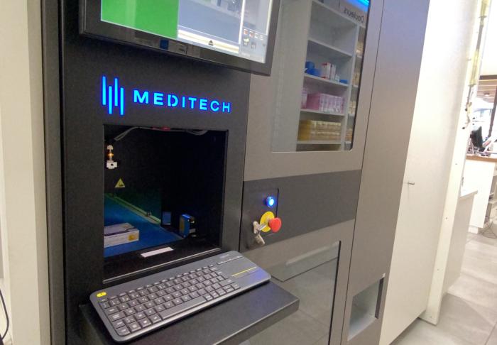 pharmacy robot Meditech