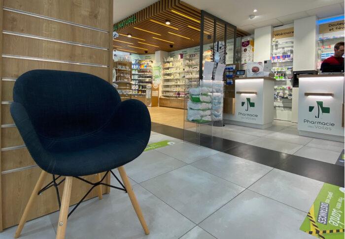interior pharmacy