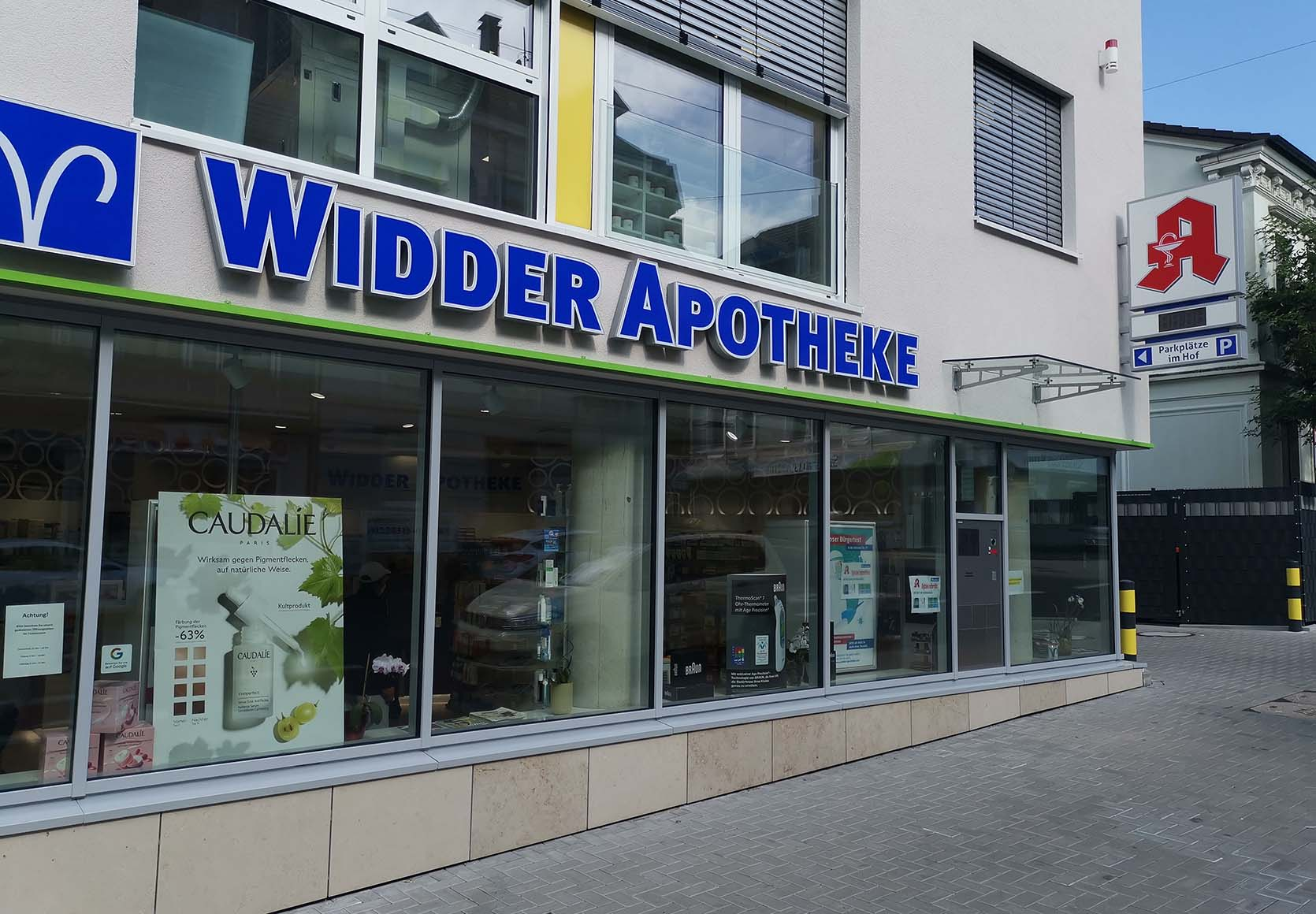 Widder Apotheke in Germany